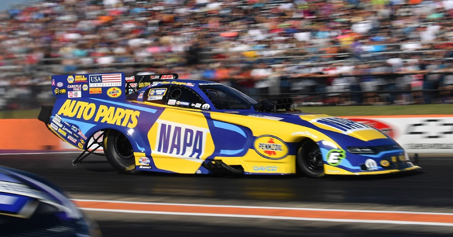 Ron Capps Texas Fall Nationals NHRA Countdown 2019 NAPA AUTO PARTS FC