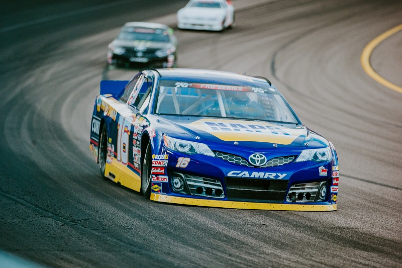 Derek Kraus 2019 NASCAR K&N Pro Series West Champion NAPA AUTO PARTS 16
