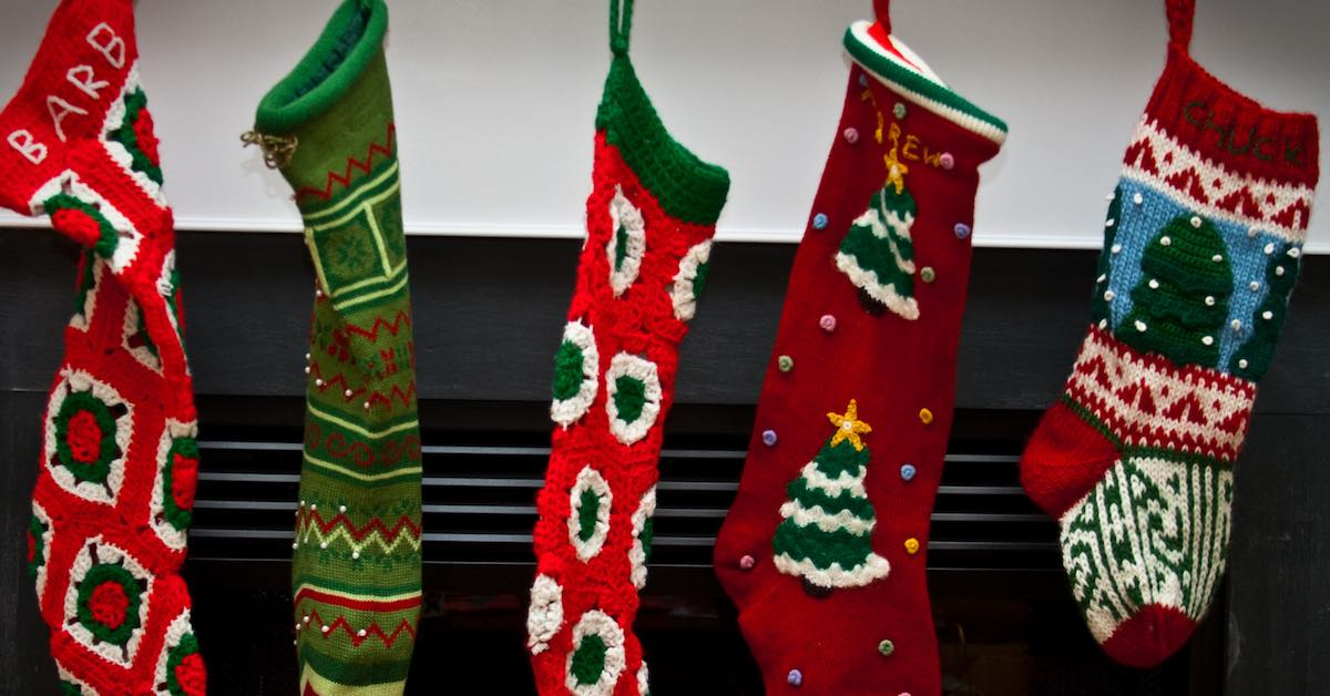 Christmas stockings. Put a smile on your gearhead's face this holiday season with these cool gifts for car enthusiasts.