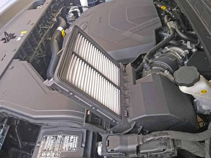 Kia Telluride engine air filter