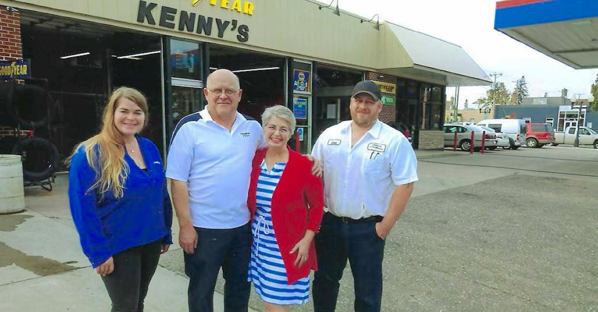 Kenny's AutoCare Celebrates 65th Anniversary