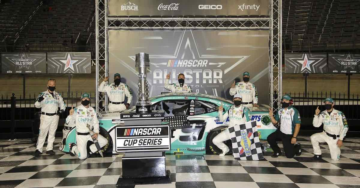 Million-Dollar Chase Wins NASCAR All-Star Race