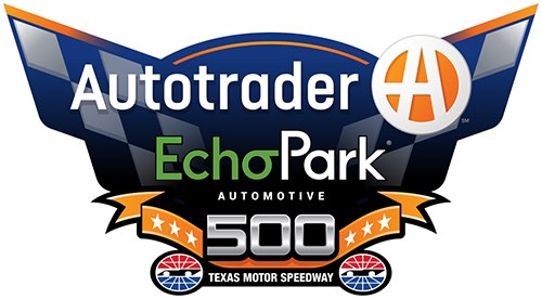 Autotrader EchoPark Automotive 500 logo