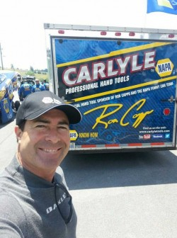 Ron Capps selfshot