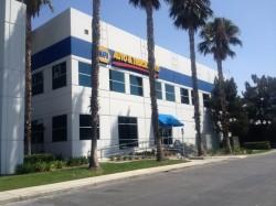 NAPA Auto Parts Ontario California LA Distribution Center exterior