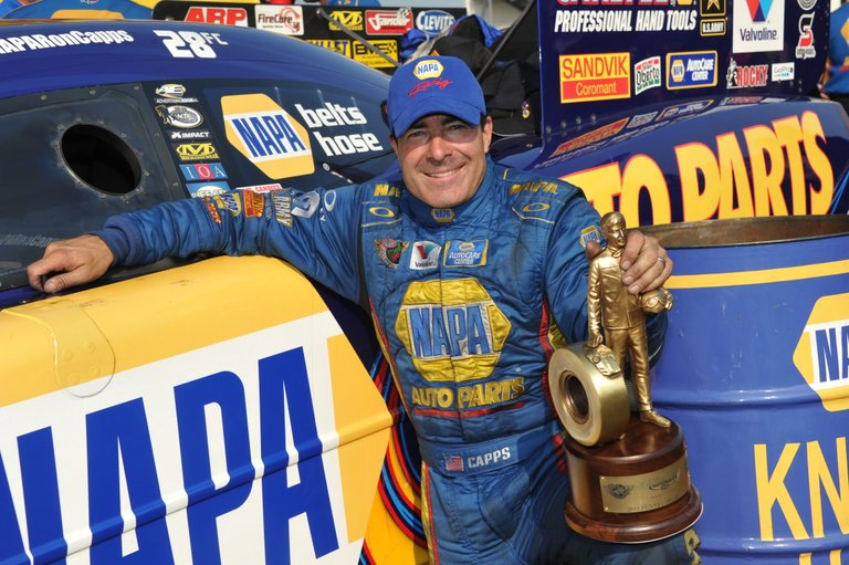 Ron Capps NAPA Racing Funny Car wins 2013 NHRA Lucas Oil Nationals at Brainerd Raceway