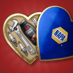 valentine's day, chocolates, heart, box, cleaner wax