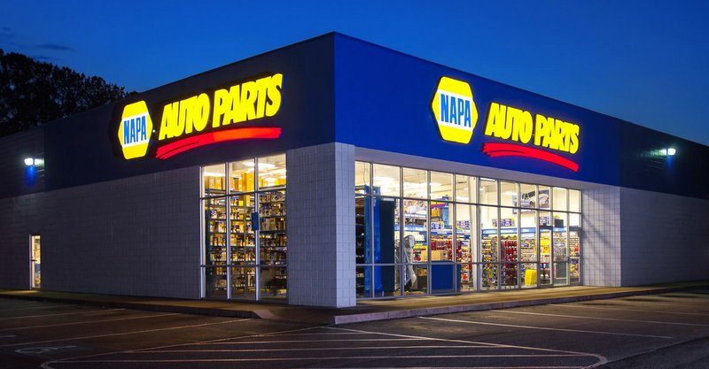own NAPA Auto Parts store
