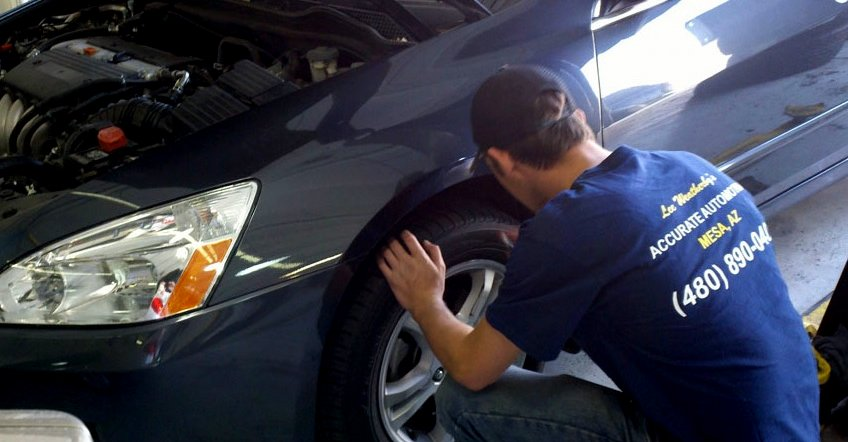 used car inspection, buying a used car
