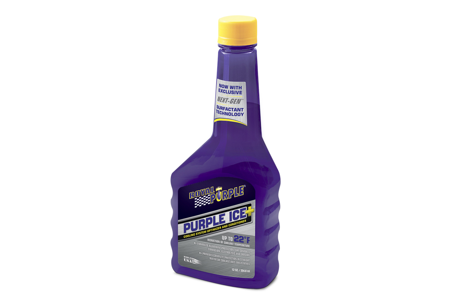 Decreasing the surface tension of the engine coolant can make a big difference in cooling capability.