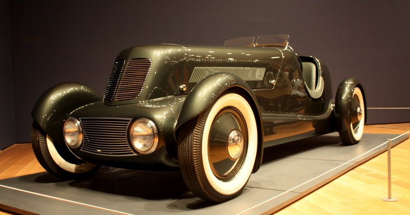 1934 Edsel Ford Model 40 Special Speedster Dream Cars High Museum