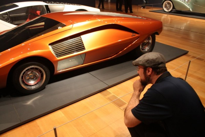 1970 Lancia Stratos Zero Dream Cars High Museum - NAPA Know How Blog