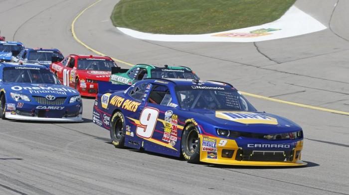 Iowa Speedway, 2014, NASCAR, Nationwide Series, Chase Elliott, NAPA AUTO PARTS