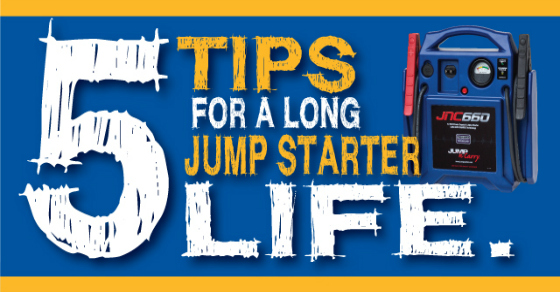 5 Tips for a Long Jump Starter Life