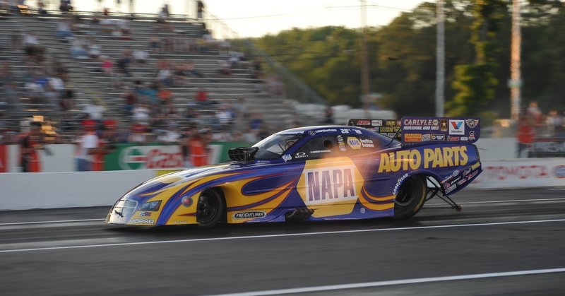 Ron Capps NAPA AUTO PARTS Dodge Charger RT Funny Car Englishtown 2013