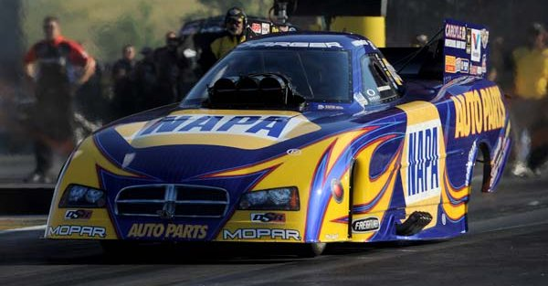 Ron Capps, NAPA AUTO PARTS, Bristol, Thunder Valley, drag racing, funny car, NHRA