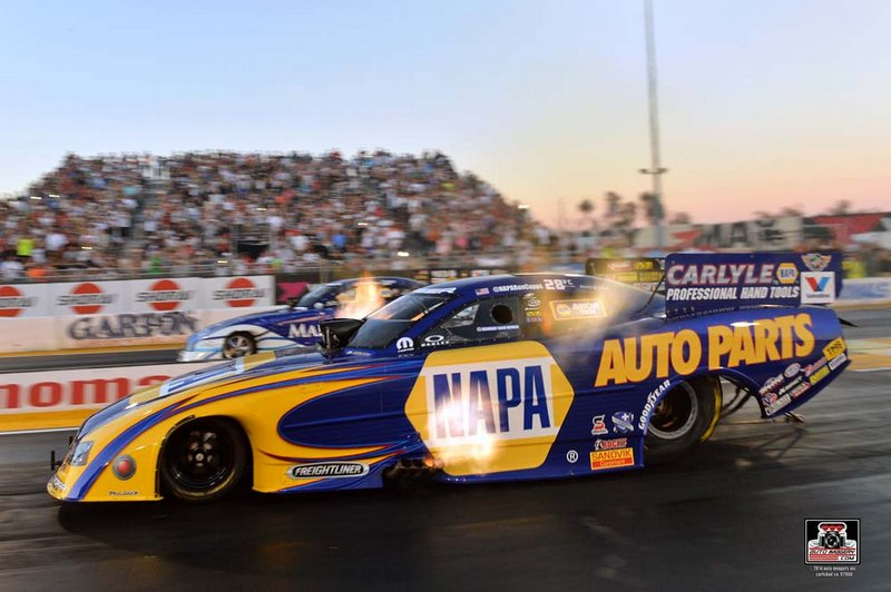 NAPA Funny Car Ron Capps NHRA Sonoma Nationals 2014 qualifying all DSR