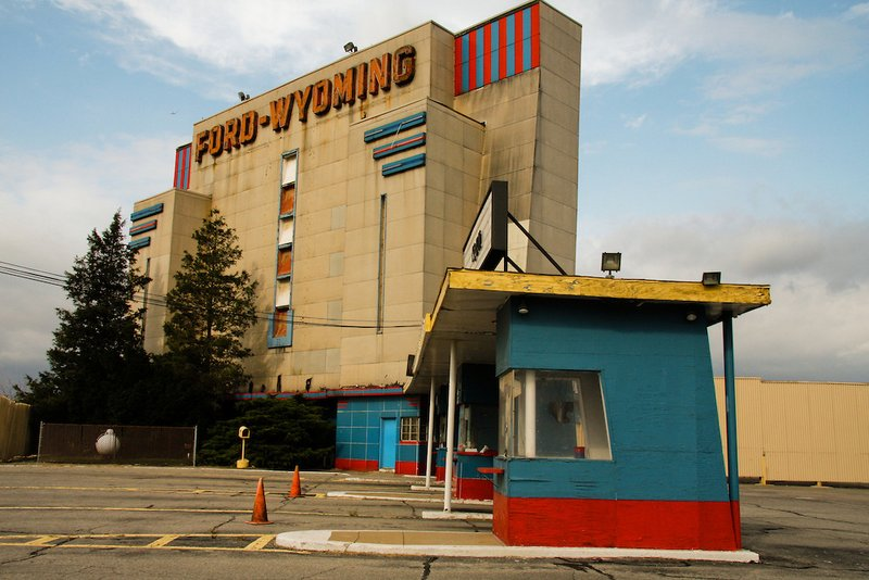 The world's largest drive-in theater is the Ford Drive-In in Dearborn, Michigan, the Detroit suburb that's home to Ford Motor Co. Image credit: Roadtrippers