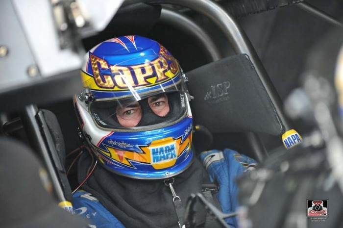 Ron Capps Norwalk 2014 NAPA AUTO PARTS Dodge Charger RT Funny Car Office