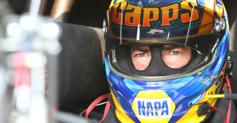 Ron Capps NAPA AUTO PARTS Funny Car 2014 Northwest NHRA Nationals office