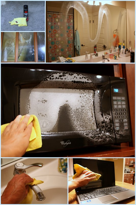 3M Glass Cleaner household uses - NAPA Know How blog