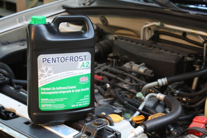 best antifreeze for imports NAPA Altrom Pentofrost A2 gallon