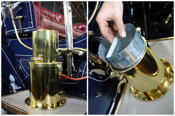 automotive lighting history - acetylene generator - NAPA Know How Blog