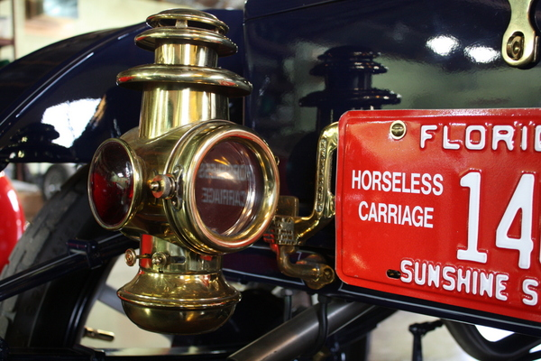 automotive lighting history - oil tail lamp - NAPA Know How Blog