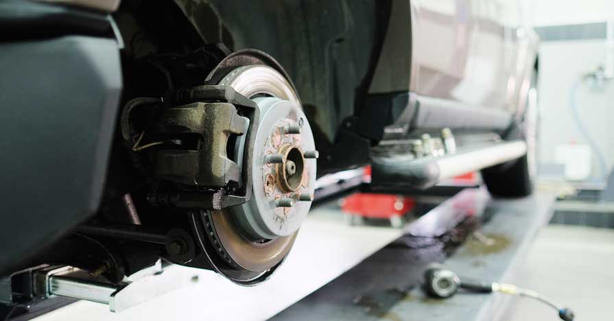 Ten Ways Your Car Is Warning That You Need Brake Service