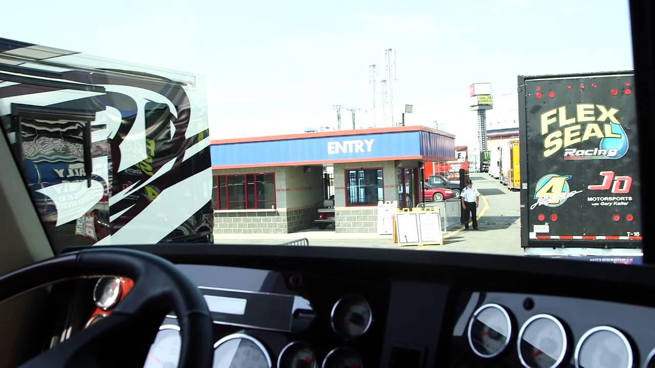 NAPA Chase Elliott car car hauler
