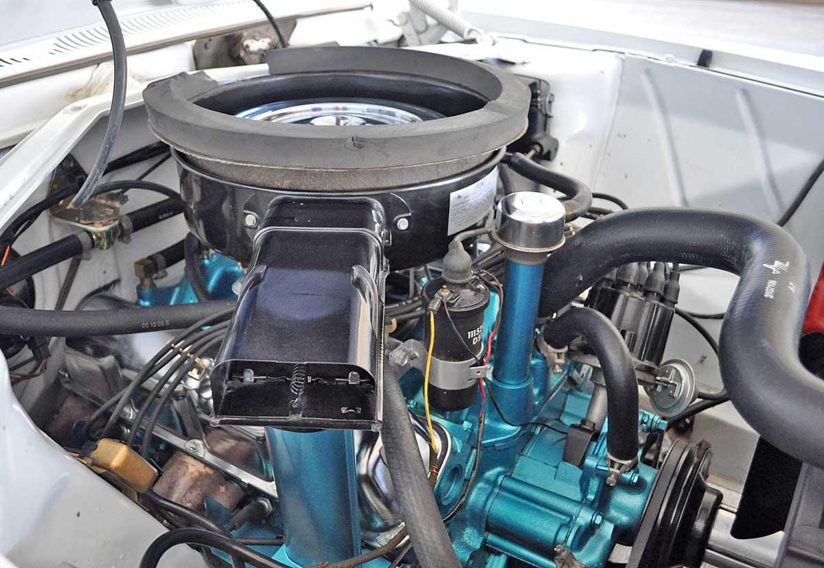 1969 AMC Hurst SC/Rambler 390 V8 engine