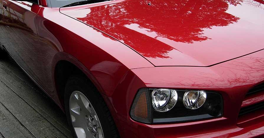 Freshly Waxed Car Waxing Tips