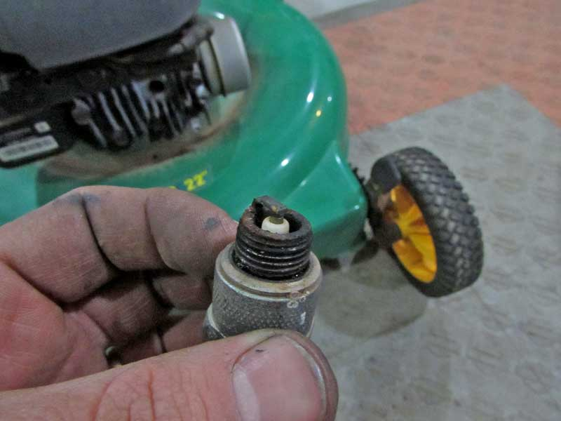 Most engine manufacturers suggest the spark plug should be changed about every 100 hours. You should check the plugs annually for signs of wear and damage.