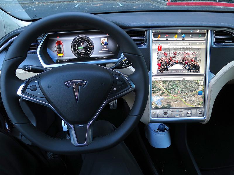 Tesla Model S Deliveries by Steve Jurvetson on Flickr
