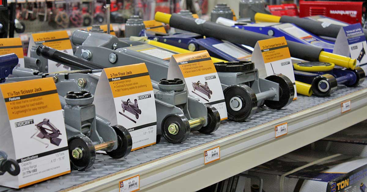 Floor Jack - Bottle Jack - Jack Stands - Car Ramps - NAPA Lifting Buyers GuidE