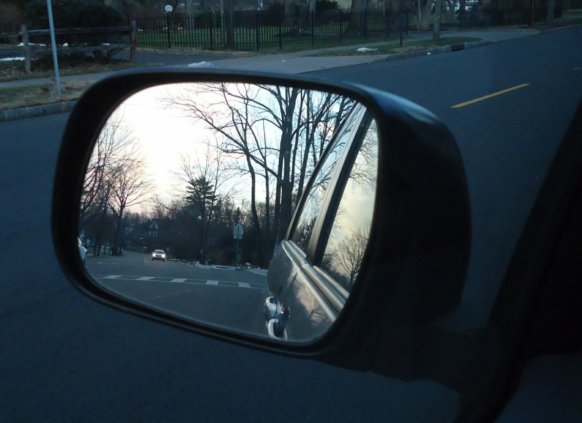 Motorcycle Safety Tips - Check and Recheck Your Blind Spots
