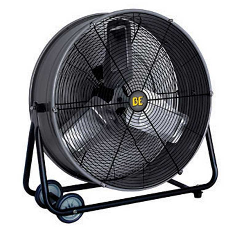 Help Dad keep his cool with a sturdy shop fan.