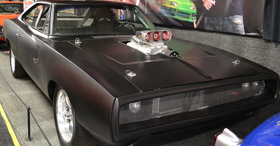 Fast and Furious Dodge Charger movie cars