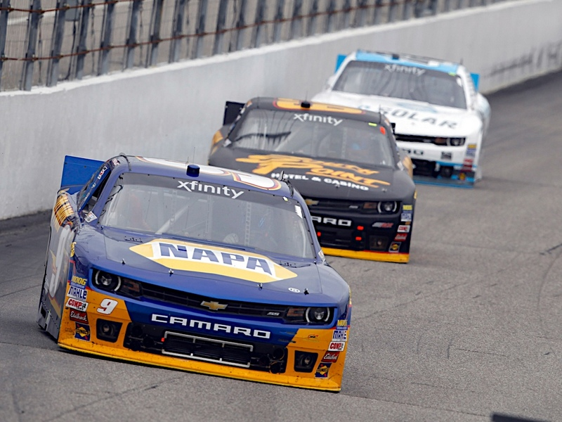 July 18, 2015:   at New Hampshire Motor Speedway in Loudon, NH .  (HHP/Andrew Coppley)