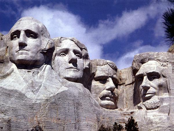 Mount Rushmore and the surrounding Badlands are one of the Best RV Destinations Across America