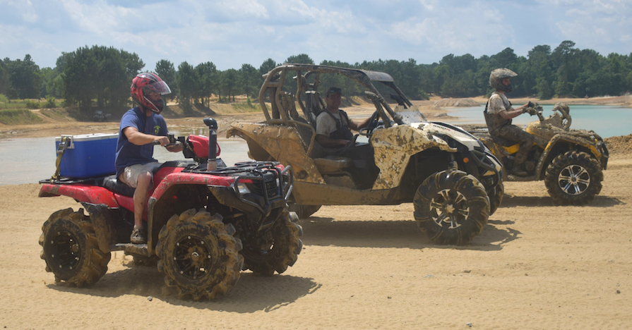 Top 5 ATV Trails - Busco Beach and ATV Park riders