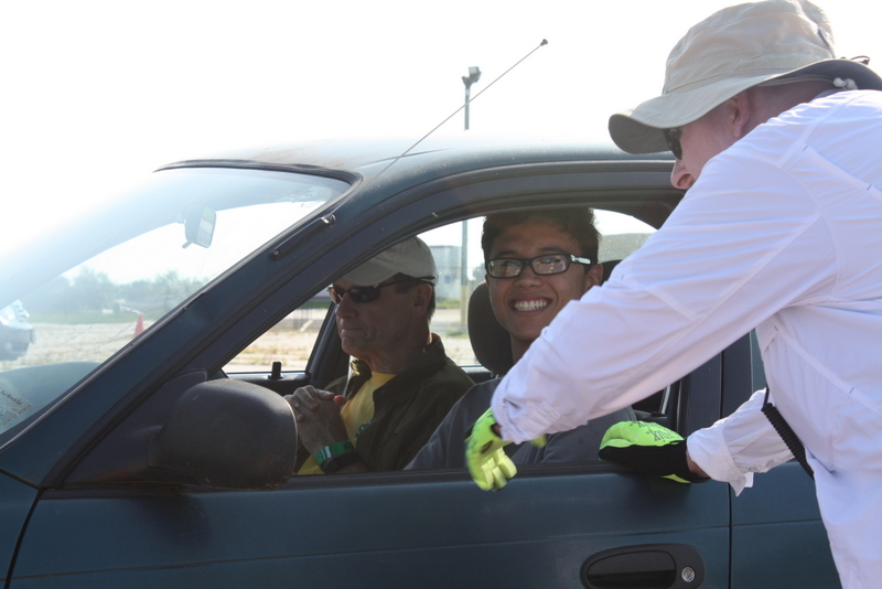 Street Survival teen driver education Tire Rack Corolla driver