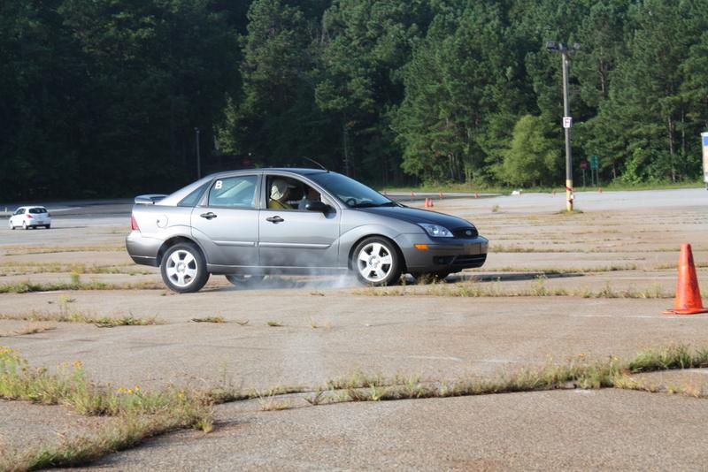 Street Survival teen driver education Tire Rack Focus no ABS