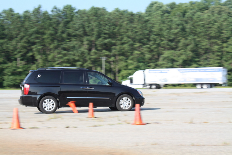 Street Survival teen driver education Tire Rack Sedona brake