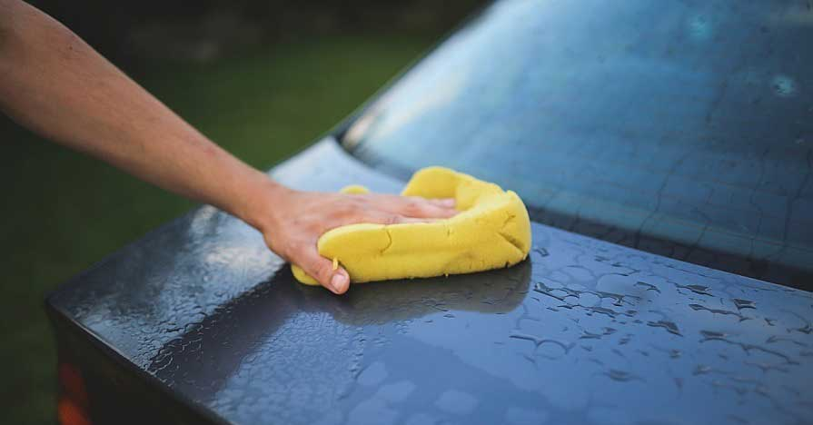 No Water Car Wash