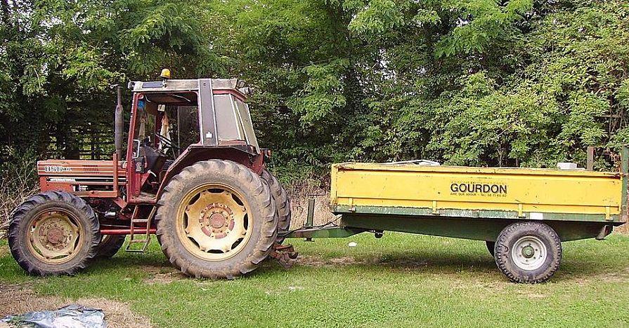 Tractor Hayride