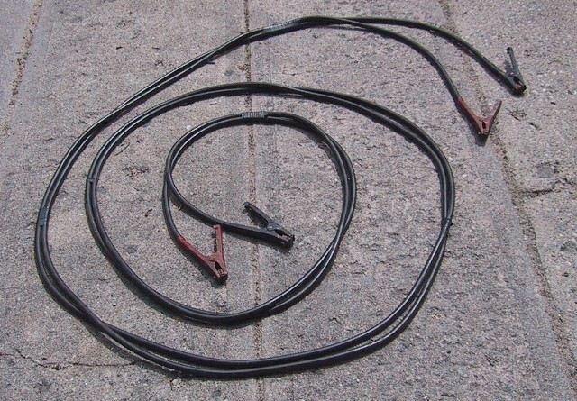 Jumper cables