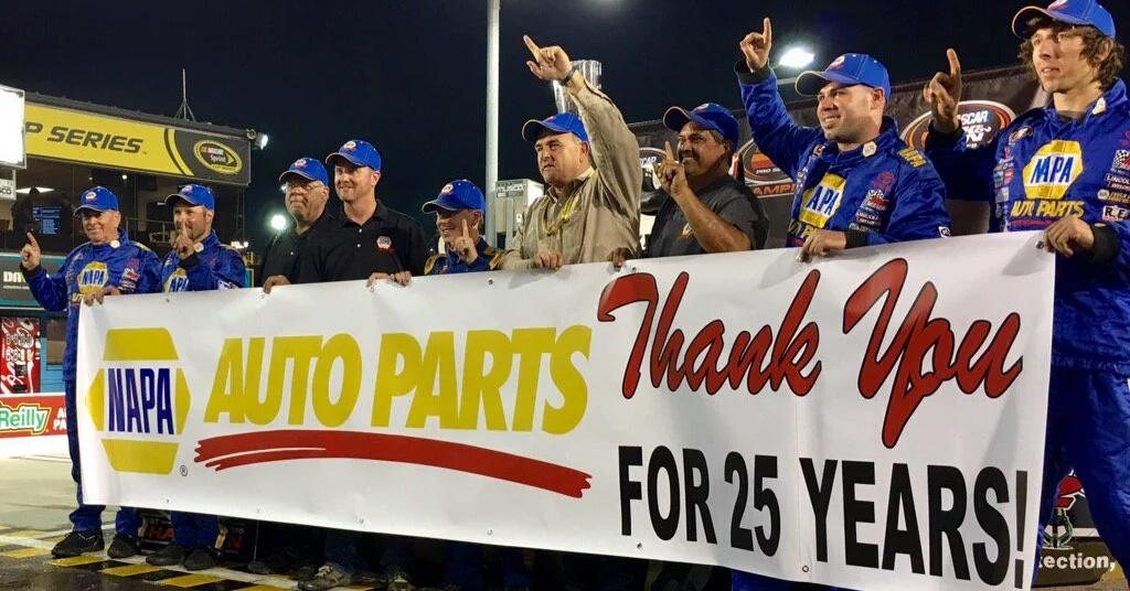 Chris Eggleston 2015 NASCAR K&N Pro Series West Championhip