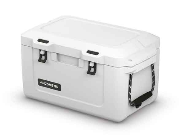 Patrol 35 Qt. Cooler is part of a Safe Tailgating Party.