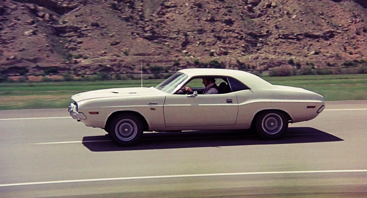 Vanishing Point, one of The 5 Best Chase Scenes Ever Filmed